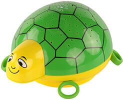 ANSMANN LED Sternenhimmel Projektor Nachtlicht Schildkröte