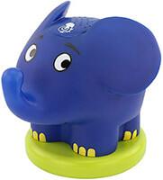 ANSMANN Nachtlicht Elefant mit Sternenhimmel Projektor und Musik