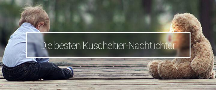 Featurebild - Kuscheltiernachtlichter