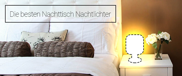 Featurebild - Nachttischlampe