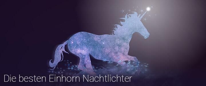 Featurebild - Einhorn-Nachtlicht